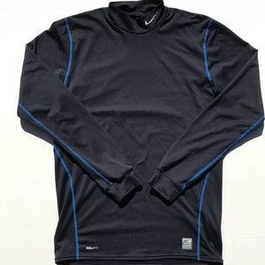 7eaa3e971 Nike Shirts | Pro L Mens Fitted Mock Turtleneck | Poshmark